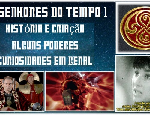The Time Lords – Os Senhores do Tempo