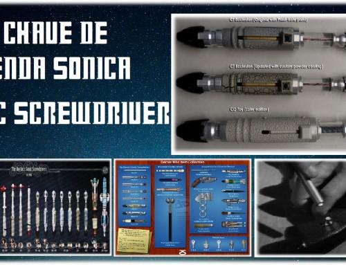 Chave de Fenda Sônica – Sonic Screwdriver