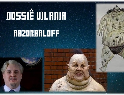 Dossiê Vilania: Abzorbaloff