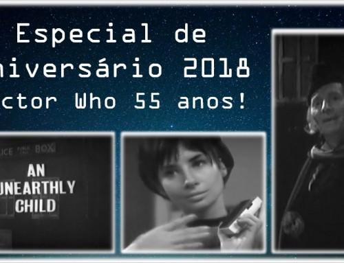 Especial Aniversário da Série 2018!